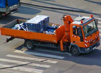 Доходы от транспортировки и разгрузки: срез цен