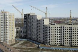 Россия в 2014 году заняла 29-е место в мире по росту цен на жилье