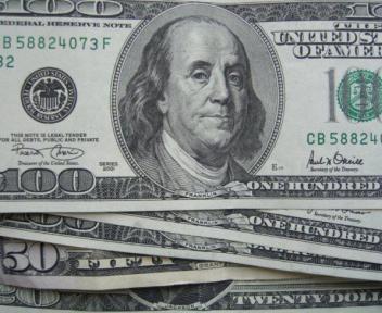 Биржевой курс доллара рухнул ниже 53 рублей