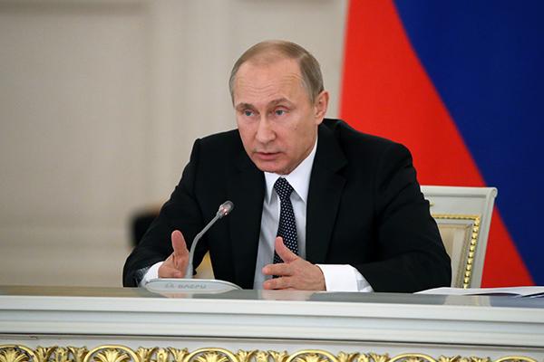 Путин поручил создать институт развития предпринимательства
