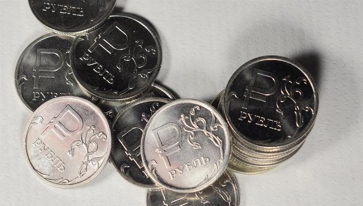 Рубль снижается третьи торги подряд