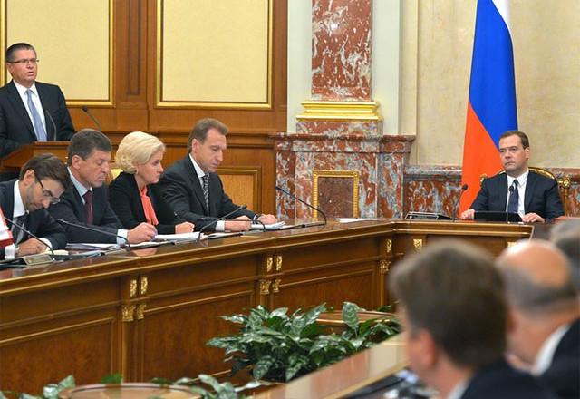 Дефицит бюджета РФ в первом квартале составил 4,2% ВВП