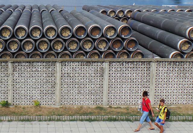 «Газпром» приостанавливает расширение инфраструктуры под «Турецкий поток»