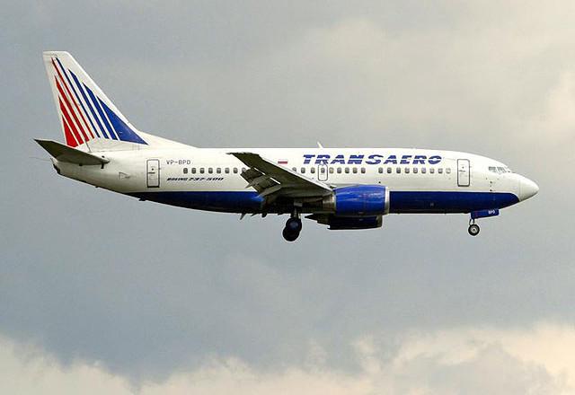 «Трансаэро» просит Минтранс помочь разобраться с кредиторами