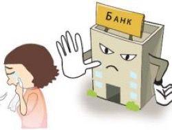 Микрокредитование удаляется от заемщиков