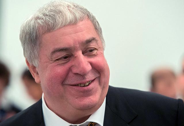 Михаил Гуцериев передал сыну часть своего нефтяного бизнеса