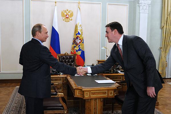Владимир Путин обсудил с главой «Россельхозбанка» кредитование аграриев