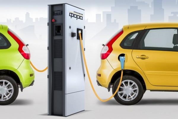 В Рязани начали производство АЗС для электромобилей