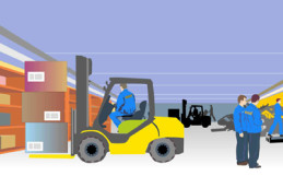 Помощь при переезде: хранение вещей и грузов