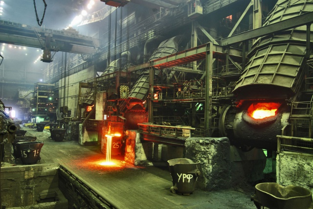 Росстат: промпроизводство упало за 9 месяцев на 3,2%