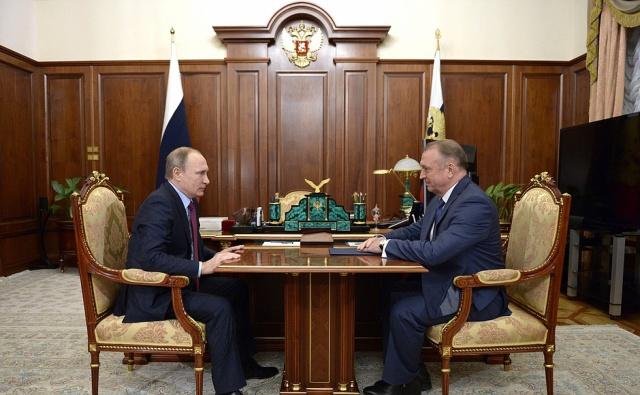 Путин одобрил создание реестра неналоговых сборов