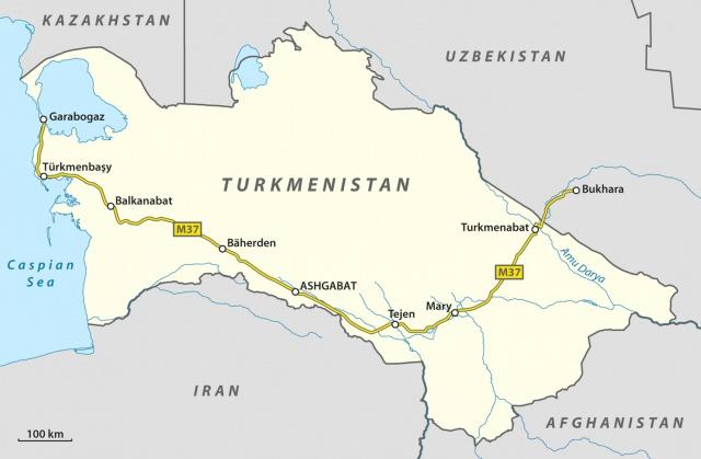 «Газпром» предложил Туркмении «контрактную паузу»
