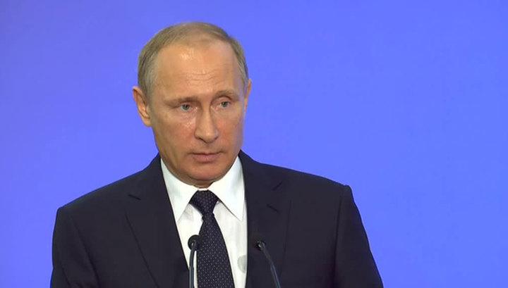 Путин: бизнес преодолел все трудности и должен стать опорой экономики