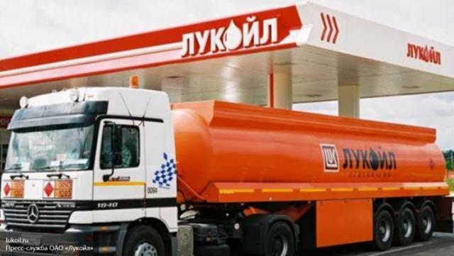 «ЛУКойл» продает сеть АЗС в Литве, Латвии и Польше