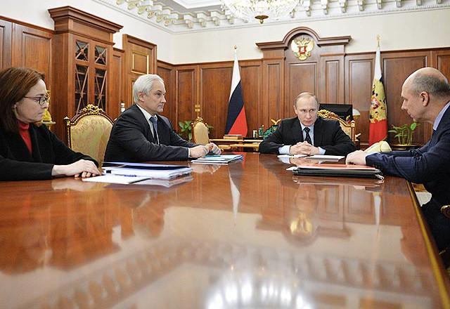 Путин и Набиуллина отложили приватизацию «Сбербанка» на «среднесрочную перспективу»