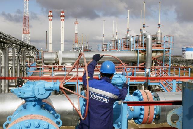 «Газпром» в 2015 году сократил добычу газа на 6%