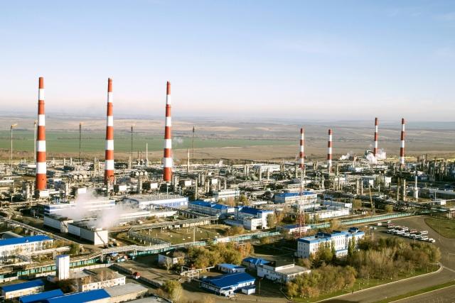 Росстат: ВВП России сократился в 2015 году на 3,7%
