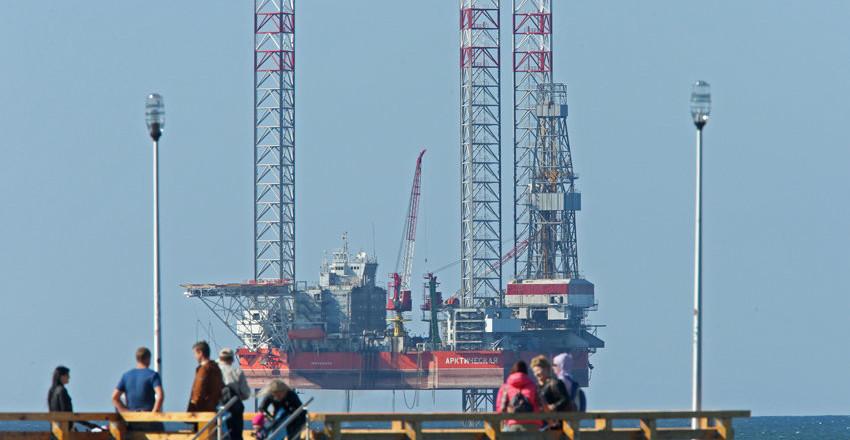 «Лукойл» получил участок на шельфе Балтийского моря