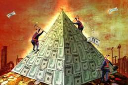 Путин утвердил наказания за финансовые пирамиды