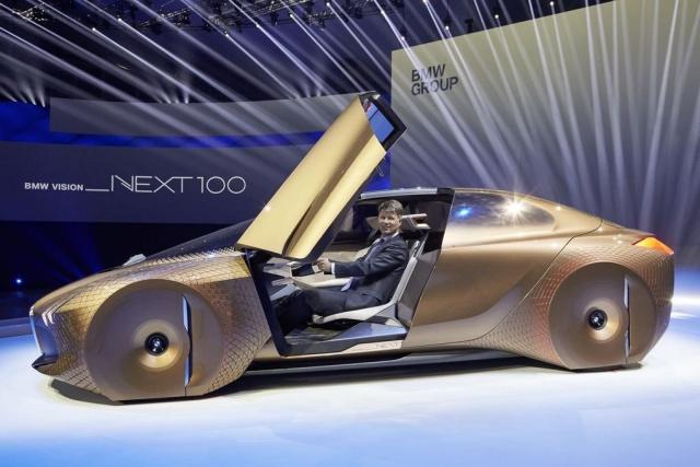 Чистая прибыль BMW увеличилась на 10% в 2015 году
