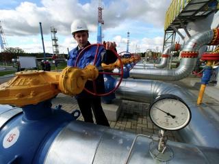 «Газпром» увеличил поставки газа в Европу на треть