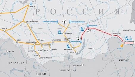 «Газпром»: в переговорах с Китаем наметился прогресс