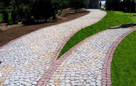 Плитка из натурального камня: свойства и разновидности
