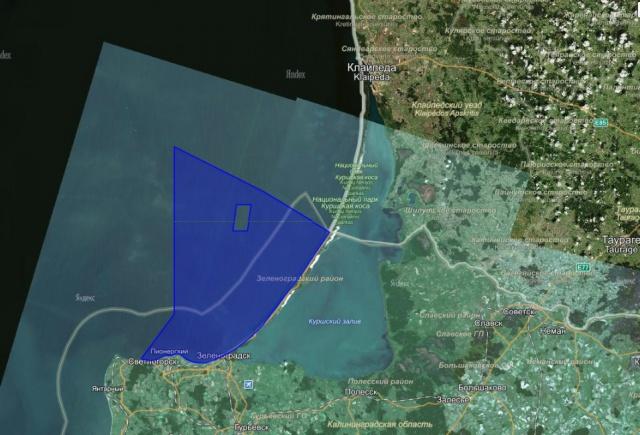 «ЛУКойл» начнет добычу нефти в Балтийском море