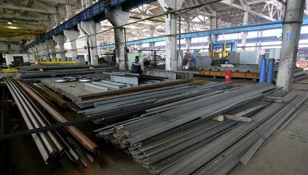 Цены промышленных производителей в России в апреле выросли на 2,6% к марту