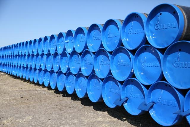 «Газпром» прекращает закупку импортных труб