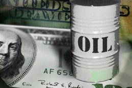 Как курс доллара влияет на стоимость нефти