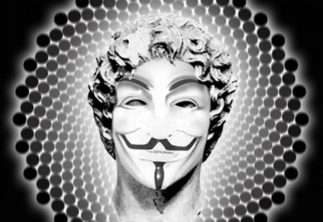 Хакеры Anonymous атаковали Центробанк Греции