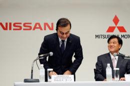 Nissan объявил о покупке трети акций Mitsubishi