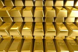 Выпуск золота в РФ вырос в I квартале до 50,26 тонны