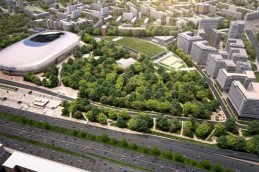 ВТБ вложил $1,5 млрд в проект «ВТБ Арена Парк»