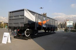 ВЭБ предоставил УВЗ кредит на поставку вагонов Ирану