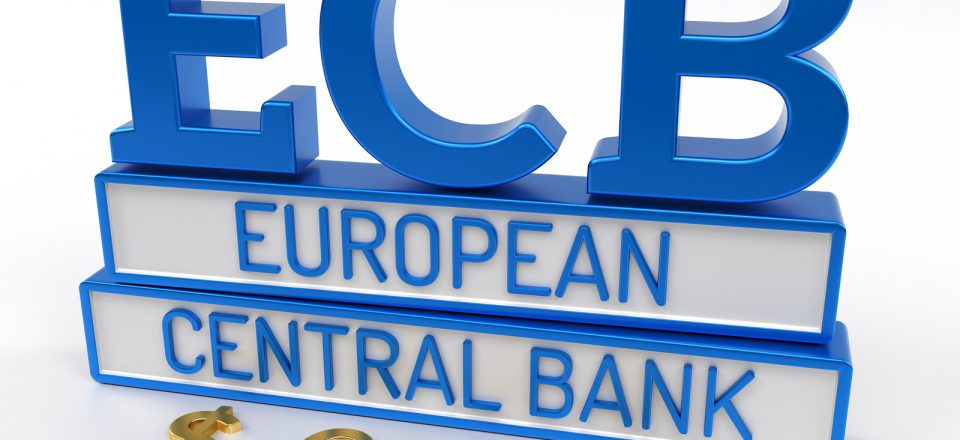 ЕЦБ сохранил базовую ставку на рекордно низком нулевом уровне