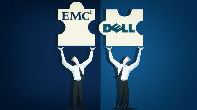Слияние Dell и EMC одобрено в последней инстанции