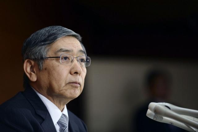 Курода: Банк Японии продолжит смягчать политику