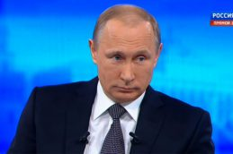 Путин поручил облегчить налоговый режим