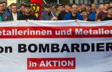 Bombardier сократит 7,5 тыс. рабочих мест к 2018 г.