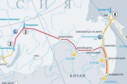 «Газпром» сократит инвестиции в «Силу Сибири»