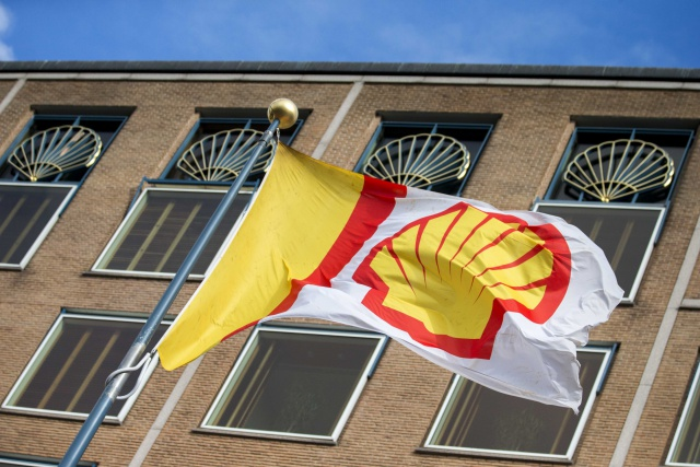 Shell завершила III квартал c прибылью
