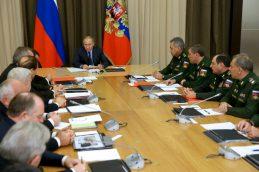 Путин оценил мобилизационную готовность предприятий