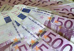 Евро укрепился по отношению к основным валютам