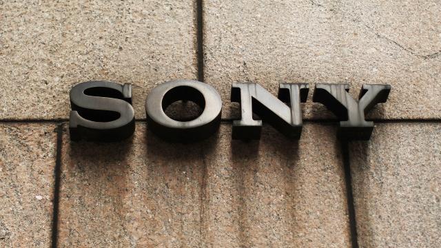 Прибыль Sony упала в семь раз