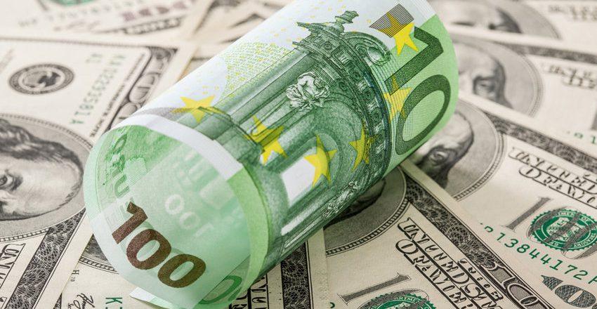 Официальный курс евро превысил 70 рублей