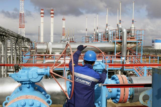 «Газпром» привлек кредит от банков Японии и США