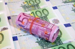 ЦБ снизил курс евро до 63,5 рубля
