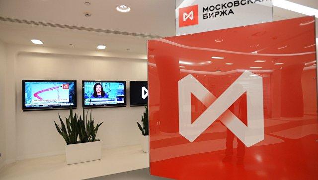 Рынок российских акций растет на благоприятном внешнем фоне